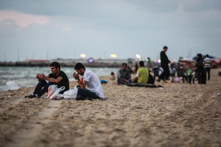 حصرياً في غزة ! رمضانكريم
