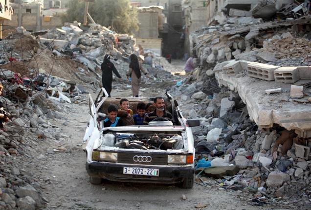 الهجرة من غزة: المجهول ليسخلاصًا