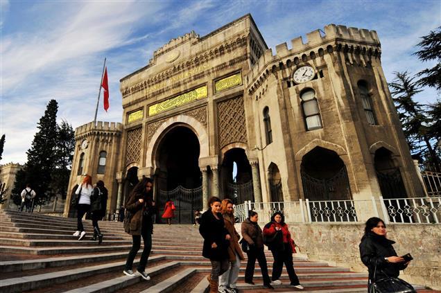 عن اتحادات الطلاب العرب فيتركيا