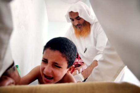 قطع الخوفة في غزة