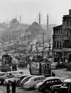 Ara Güler, Karaköy, Istanbul, Turkey, 1959