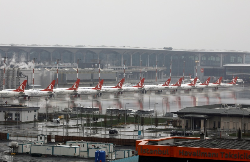 Spread of the coronavirus disease (COVID-19) in Istambul