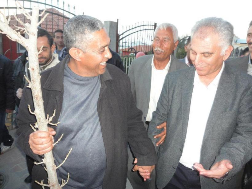 زياد عاشور مع بسام الصالحي